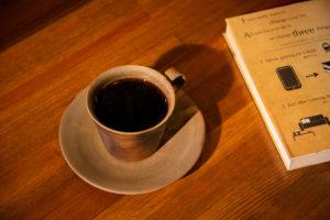 喫茶イレブン ホットコーヒー